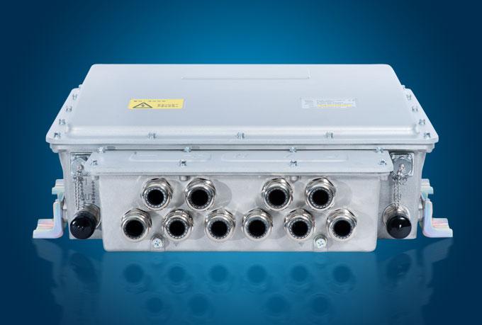 2-in-1 hybrid master drive motor&ISG motor controller